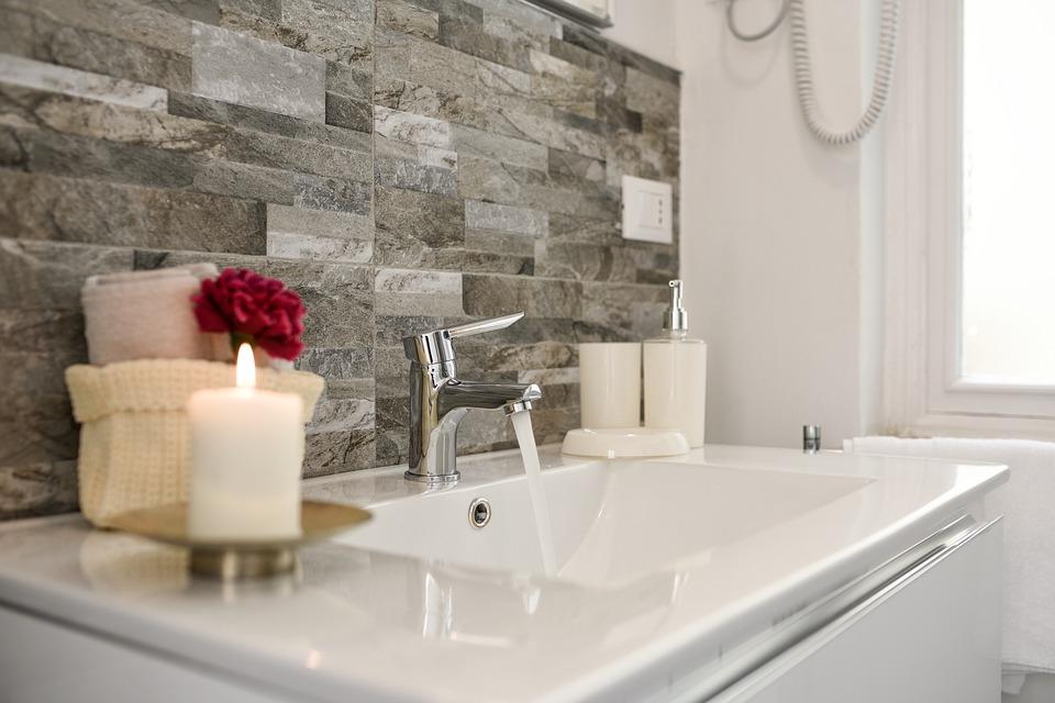 Dekorationstipps für kleine Badezimmer – 2
